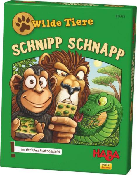 Haba | Wilde Tiere – Schnipp Schnapp