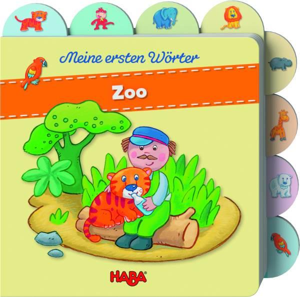 Haba | Meine ersten Wörter – Zoo