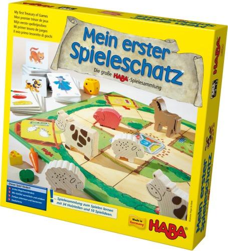 HABA | Mein erster Spieleschatz | 4278