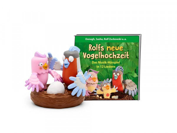 Tonies | Rolf Zuckowski | Rolfs neue Vogelhochzeit