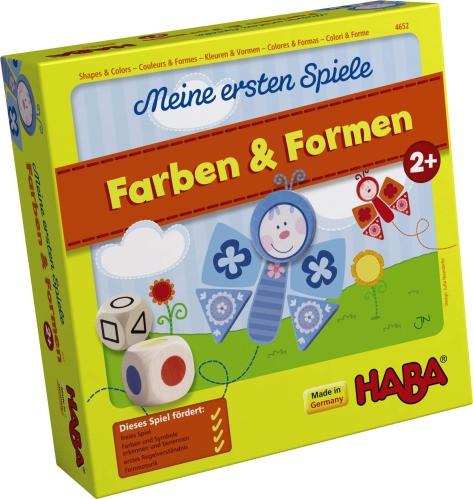 HABA | Meine ersten Spiele Farben & Formen | 4652