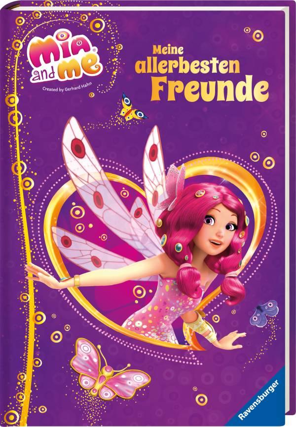 Ravensburger Verlag Gmbh Mia And Me Meine Allerbesten Freunde German Toys