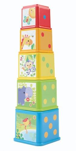 Mattel | FPB Bunte Stapelwürfel | CDC52