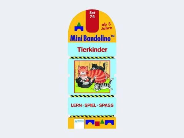 Arena   Mini Bandolino # Set 74: Tierkinder   70595