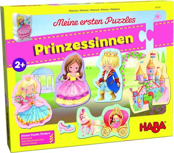 Haba   Meine ersten Puzzles – Prinzessinnen