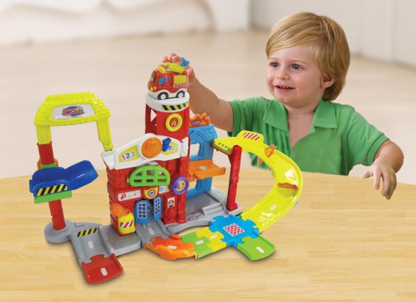 vtech | Tut Tut Baby Flitzer - Feuerwehrstation | 80-503904
