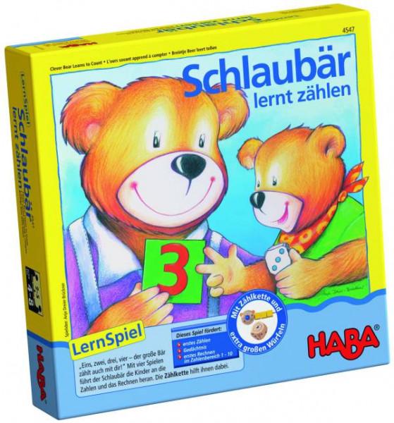 HABA | Schlaubär lernt zählen | 4547