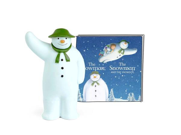 Tonies | The Snowman / The Snowman and the Snowdog | Englische Version