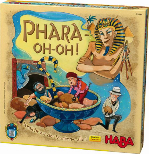 Haba | Phara-oh-oh! | 301384