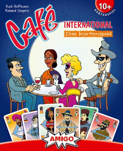 Amigo| Cafe International - Kartenspiel | 01920