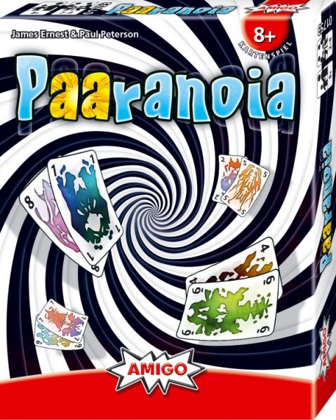 Amigo | Paaranoia