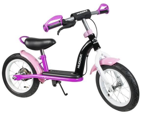 Hudora | Laufrad Cruiser Girl, 12, pink