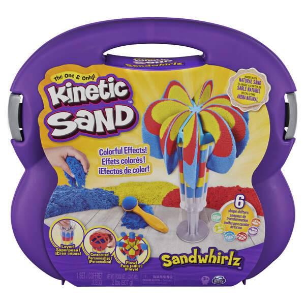 Amigo | Kinetic Sand | Sandwhirls Set (907g)