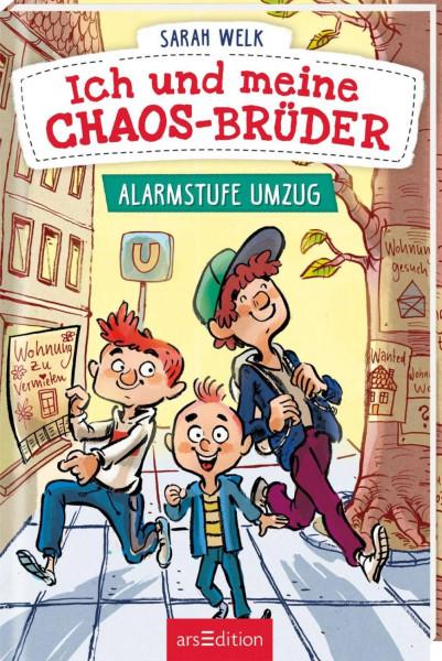 arsEdition | Ich und meine Chaos-Brüder - Alarmstufe Umzug