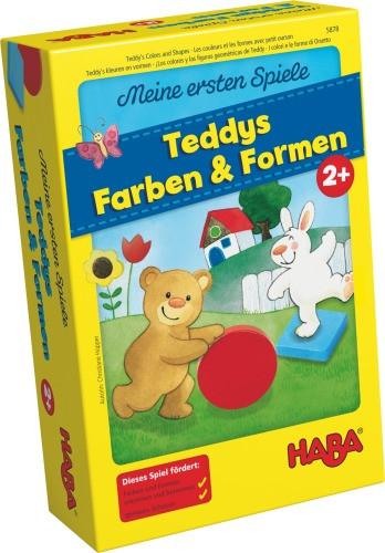 Haba: Meine ersten Spiele - Teddys Farben und Formen