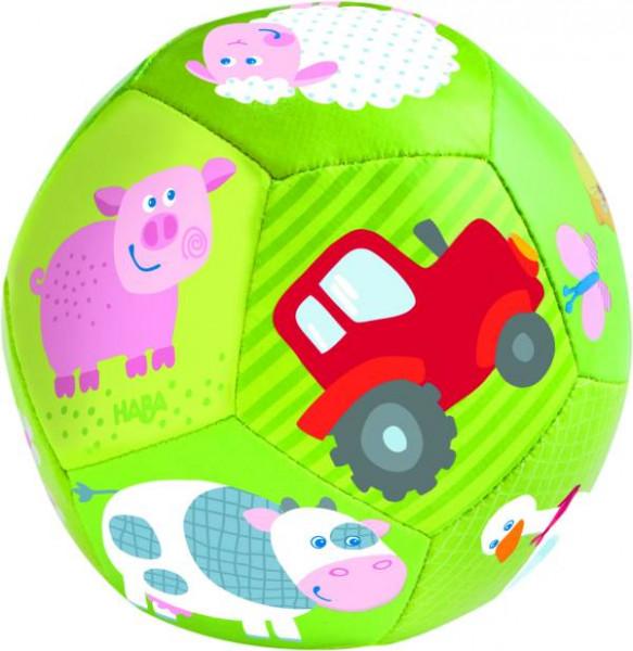 Haba | Babyball Auf dem Bauernhof