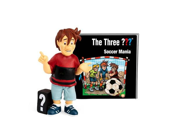 Tonies   The three ???   Soccer Mania   Englische Version