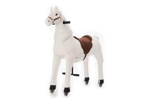 Animal Riding | Pferd Snowy | Weiß