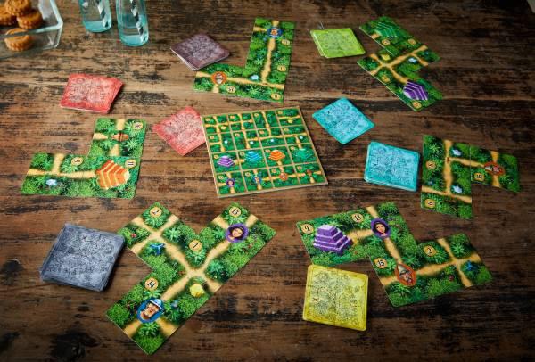 Haba | Karuba – Das Kartenspiel