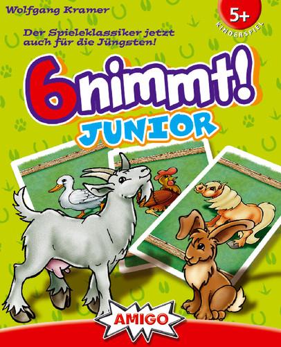 Amigo   6 nimmt! Junior   09950