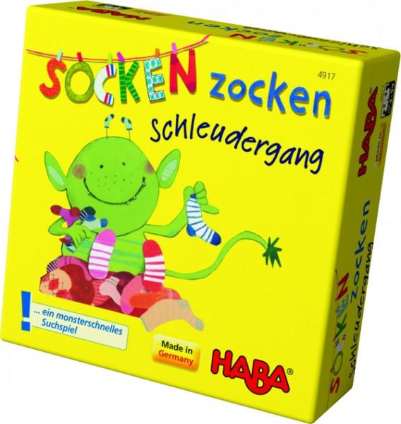 Haba: Socken zocken - Schleudergang