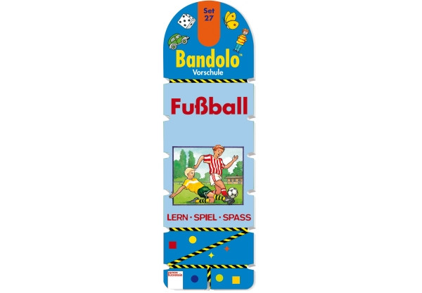 Arena | Bandolo Set 27: Fussball | 08577