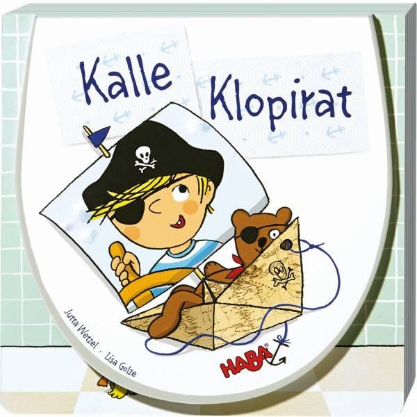 Haba | Pappbilderbuch: Kalle Klopirat | 301462