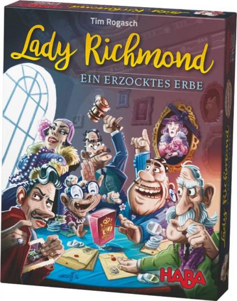 Haba | Lady Richmond – Ein erzocktes Erbe