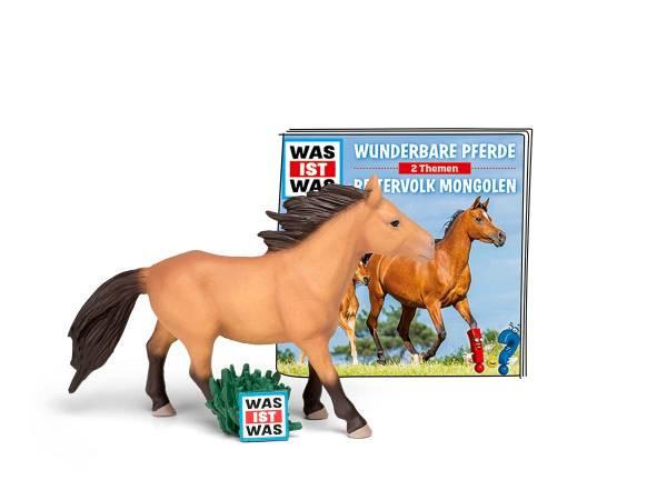 Tonies | WAS IST WAS | Wunderbare Pferde/Reitervolk Mongolen