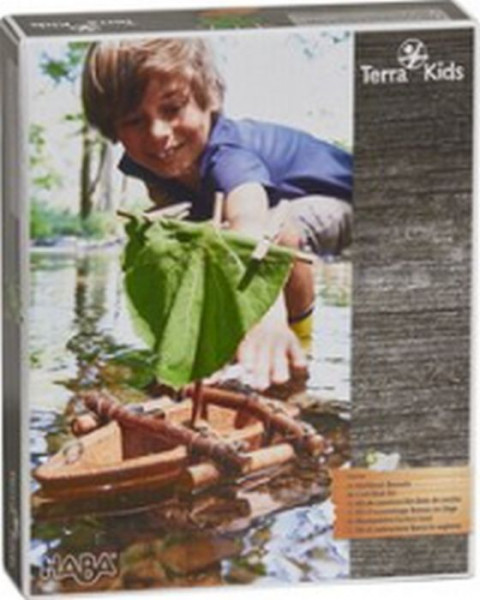 Haba | Terra Kids Korkboot-Bausatz