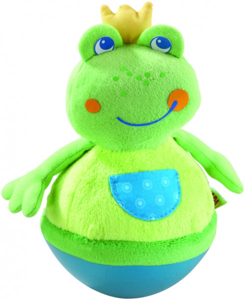 Haba: Stehauffigur Frosch