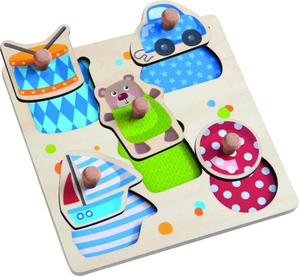 Haba | Greifpuzzle Spielsachen