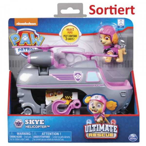 Spin Master   PAW Ultimate Rescue Themed Vehicle   6044192