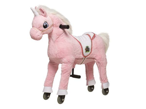 Animal Riding | Einhorn Rosalie | Pink
