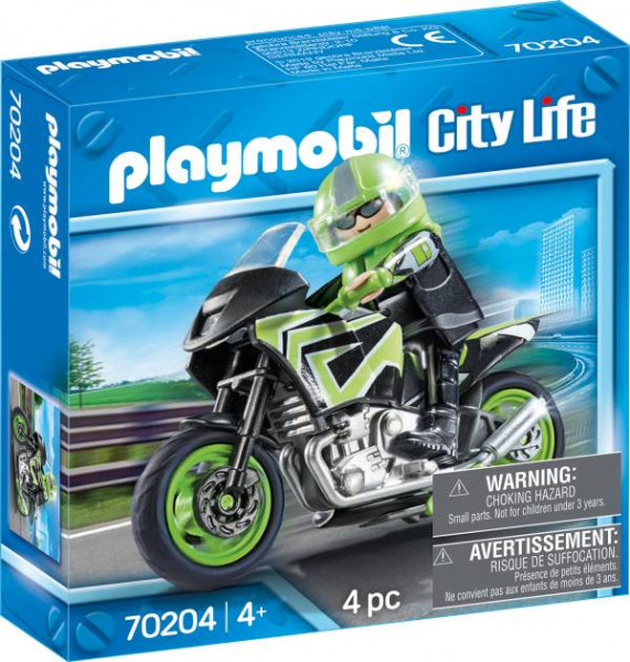 PLAYMOBIL® City Action | Motorradtour | 70204