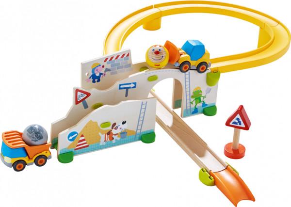Haba | Kullerbü – Spielbahn Auf der Baustelle