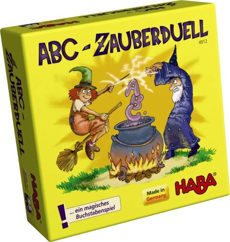 Haba: ABC-Zauberduell