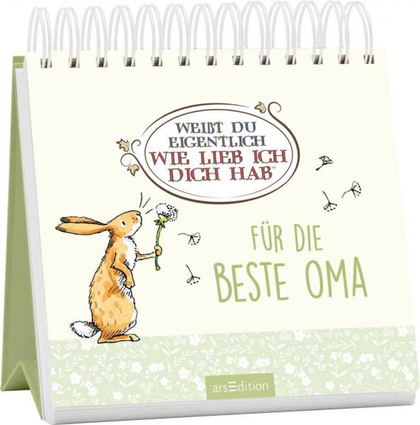 Arsedition Weisst Du Eigentlich Wie Lieb Ich Dich Hab Fur Die Beste Oma German Toys