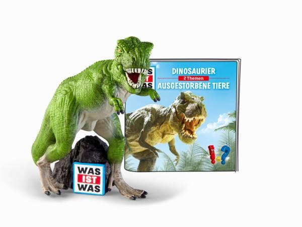 Tonies | WAS IST WAS | Dinosaurier und ausgestorbene Tiere
