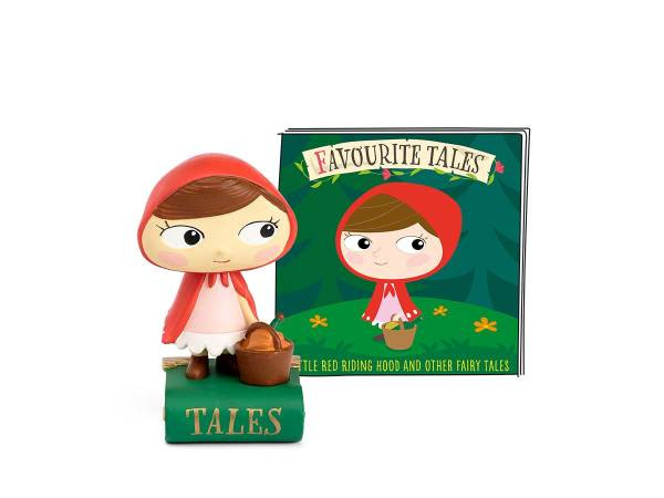 Tonies | Favourite tales | Little Red Riding Hood and other fairy tales | Englische Version