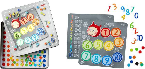 Haba | Magnetspiel-Box Zahlen