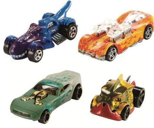 Mattel HOT WHEELS | Color Shifters 1:64 Fahrzeuge | sortiert, 1 Stück