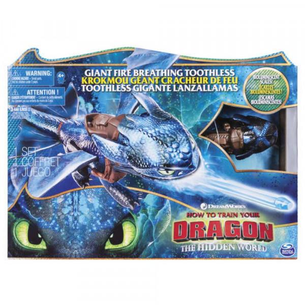 Amigo   DWD ML Giant Fire Breathing Toothless