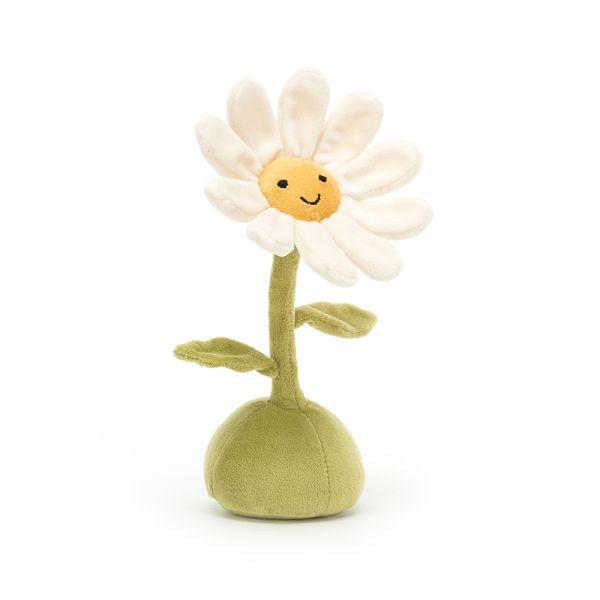 Gelb und Weiße Blume