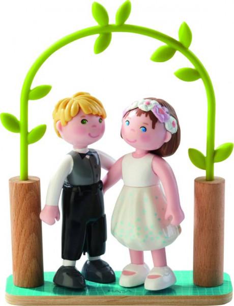 Haba   HABA Little Friends – Brautpaar