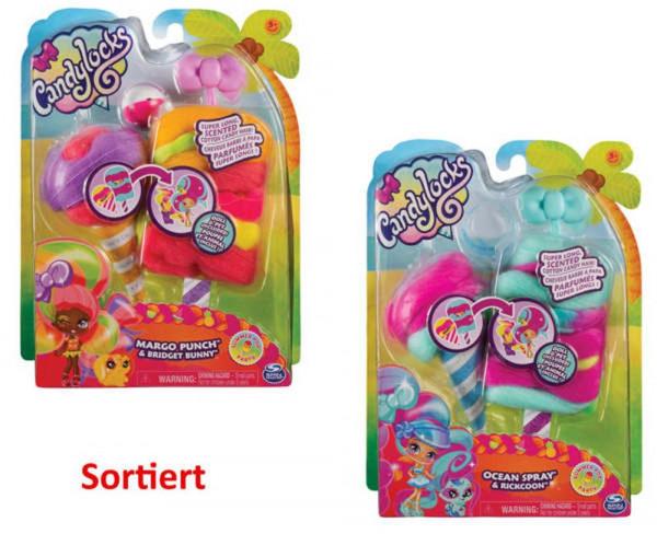 Spin Master | Candylocks Doll & Pet, sortiert | 6056250