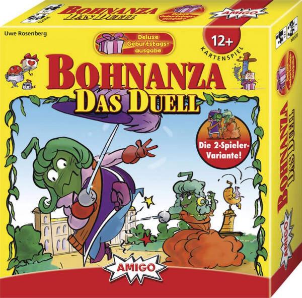 Amigo   Bohnanza - Das Duell DELUXE