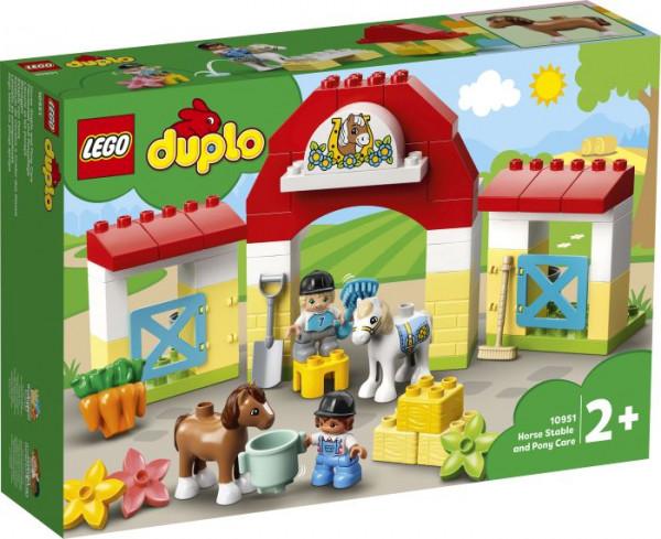 Lego | Duplo Pferdestall und Ponypflege | 10951