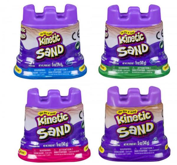 Amigo | KNS Sand wiederv.Behälter 141g | farblich sortiert,1 Stück