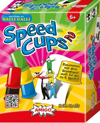 Amigo | Spiele | Speed Cups 2 | 04982